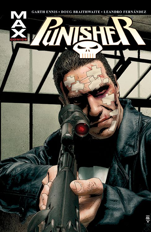 Punisher Max.Tom 2-recenzja