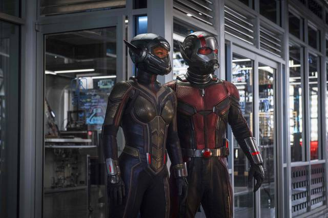 Ant-man and the Wasp-pierwszy zwiastun
