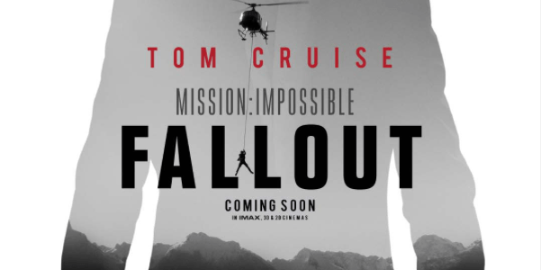 Epicki zwiastun Mission: Impossible – Fallout