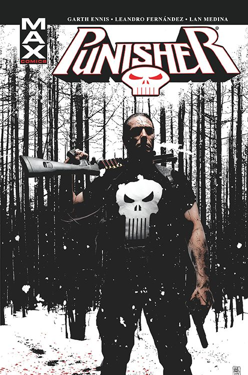 The Punisher. Max. Tom 4-recenzja