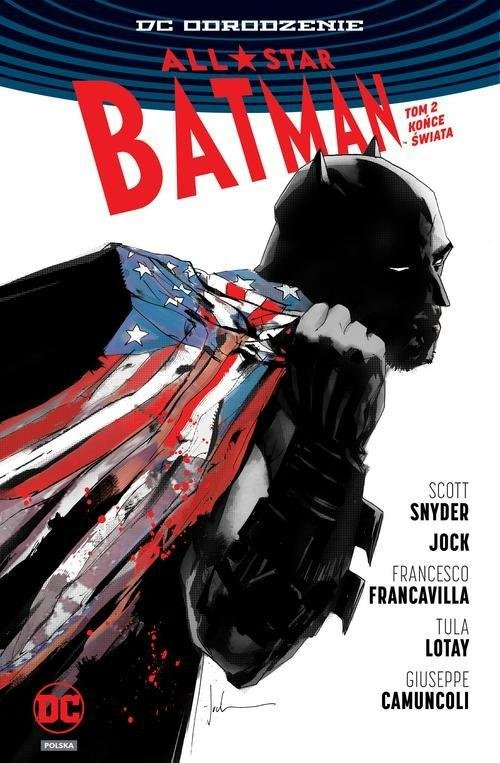 All Star Batman.Tom 2 – recenzja