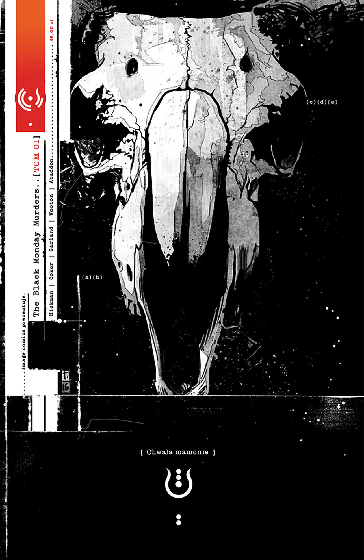 The Black Monday Murders.tom 1 – recenzja