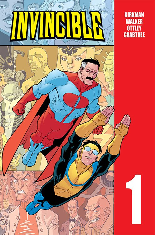 Invincible. Tom 1-recenzja