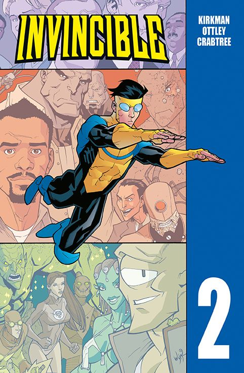 Invincible. Tom 2-recenzja
