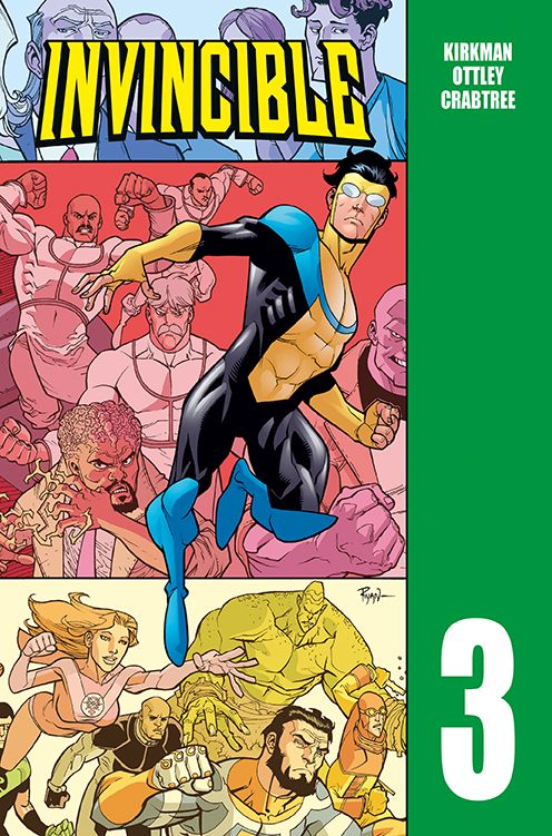 Invincible. Tom 3-recenzja