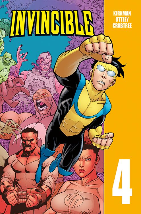 Invincible. Tom 4-recenzja