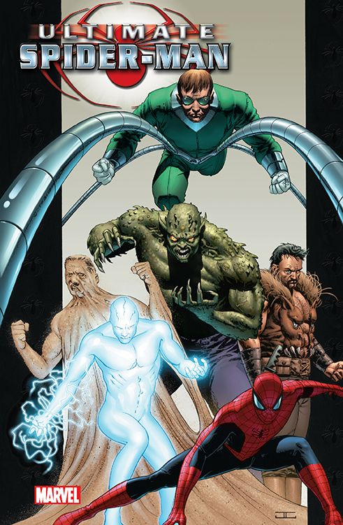 Ultimate Spider-Man. Tom 5- recenzja